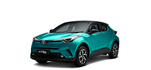 All New C-HR Hybrid