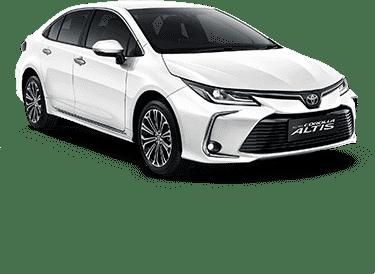 Toyota Corolla Size >> Toyota New Corolla Altis Sedan Stylish Dan Modern Pilihan