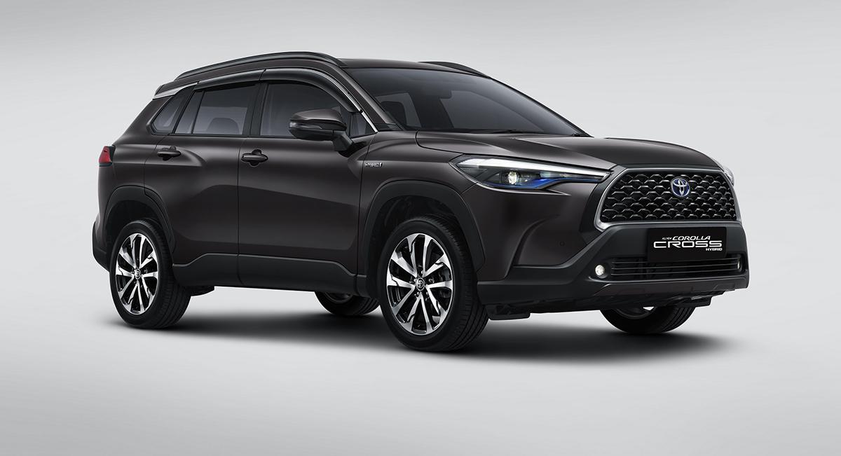 Toyota Luncurkan All New Corolla Cross, Urban SUV yang Fun, Nyaman, Fungsional, dan Ramah Lingkungan